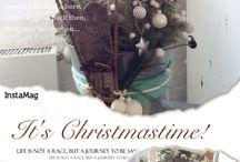 Christmas / Meine Weihnachtsdeko 2014