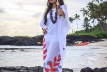 hawaiin dress
