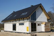 Projekt domu Nowoczesny / Projekt domu Nowoczesny stworzony został z myślą o Inwestorach ceniących współczesną architekturę i rozwiązania projektowe. Projekt domu Nowoczesny powstał z myślą o Klientach ceniących proste, eleganckie rozwiązania.
