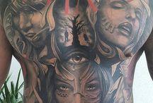 Tatoo / Tatoo art