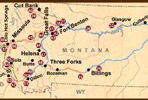 Montana / by Robin Allegro