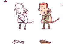 Character Drawing