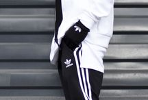 Moda Masculina Esporte / Moda Masculina Esporte - Agasalho, blusa adidas, calça de com listras, agasalho nike.