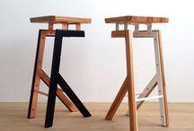 Krzesła Hokery
