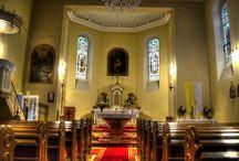 Kisújszállás Katolikus templom / A katolikus temlomban