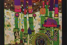 Hundertwasser Strowasser Friedrich