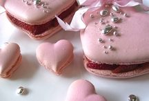 ♥Ƹ̴Ӂ̴Ʒ♥ Gallery of edible hearts ♥Ƹ̴Ӂ̴Ʒ♥ / Each heart shaped and edible things (sweets not only)