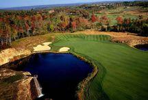 New Brunswick, Canada, Par 3 and Executive Golf Courses / New Brunswick, Canada, Par 3 and Executive Golf Courses