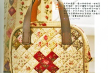 patchwork tassen