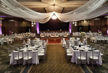 Ceiling Draping by I Do Events / ceiling draping.....need we say more?