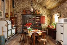 Dream house / This is the rustic home I have always dreamed about. Give it to me and I will marry you!! <3