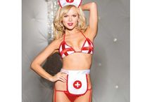 Nurses Outfits / Dressup Wear from http://www.ohlalashop.co.uk including Nurses Outfits.