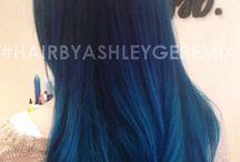 Păr Albastru