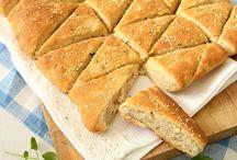 Recept bröd