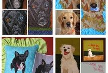 how to quilt a dog