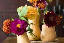 Fall Decorations / by Dawn Smith