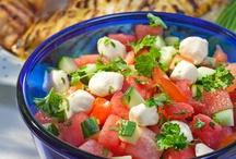 Herkkuja-salaatit