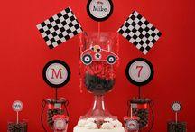Tyler's birthday party ideas