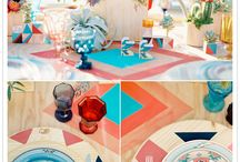Aztec Party / Aztec Party inspiration, ideas and products.