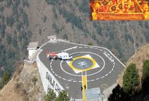 Vaishno Devi Helicopter Tour Package / Mata Vaishno Devi Helicopter Booking Online from Katra Jammu