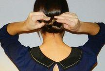 Vlasy - Učesy