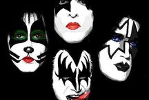 Rock n Roll bands / by Ricky Espinoza