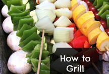 grill ปิ้งย่าง
