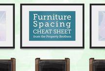 Furniture Spacing