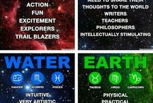 The Elements of Fire, Water, Air n Earth
