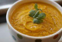 Soups / by Pat Lauder