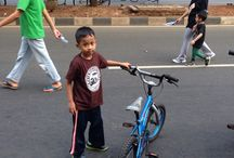 Car free day sept 2014 / On monday