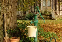 Water Pumps / by Leslie Spano