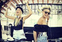 DJ Diva's / Beautiful female DJ's