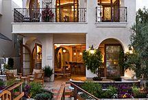 verandy a baljony