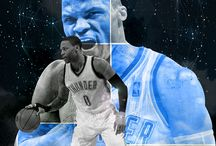 Russell Westbrook / Digital Art