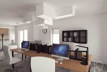 Office design / The office space we designed