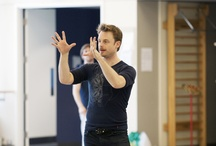 Inside the Studio: Rehearsing Alice's Adventures in Wonderland / Practice makes perfect! Take a look at the rehearsal process for Alice's Adventures in Wonderland by Christopher Wheeldon. / by The National Ballet of Canada