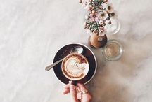BUT FIRST, COFFEE
