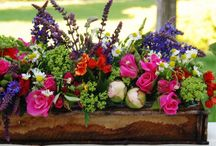 Flower Arrangements / Bring life to your interior with a beautiful Floral Arrangement!