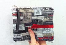 Labelled purse