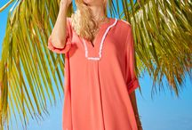 Sunday Funday / From brunch to the beach… Stay cool, comfortable and cute all day in Cabana Life sun protective wear. It's your new Sunday best for the whole family.
