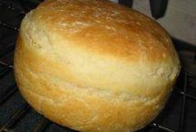 хлеб, соленая выпечка