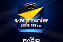 Victoria 103.9 FM / Somos tu Radio Vial Informativa