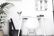 study spaces.