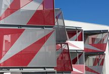 Microclimatic facades for creative building
