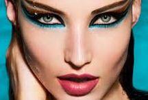 Foto en catwalk make-up