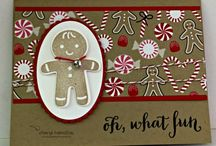 Cookie Cutter Christmas Bundle - Stampin' Up! / projects using the Cookie Cutter Christmas Bundle from Stampin' Up! - visit my blog for more ideas www.stampinwithsandi.com