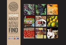 Restaurant Web Site Design / Web site designs for Restaurants / by Nosh Creative