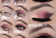 Eye Makeup Tutorials / All the best eye makeup tutorials in one place. Inspire yourself to try something new with your makeup looks.