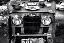 Land Rover's